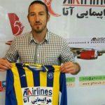 Andranik Teymourian firma per il Gostaresh Foolad