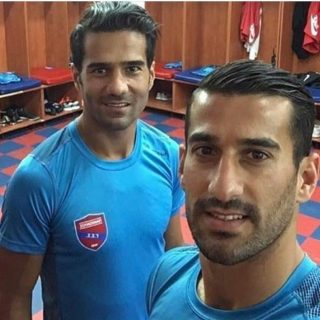 Masoud Shojaei & Ehsan HajiSafi
