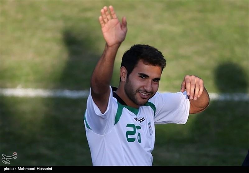Legionari: Steve Beitashour con l'Iran