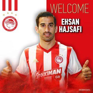 Legionari: Ehsan HajiSafi