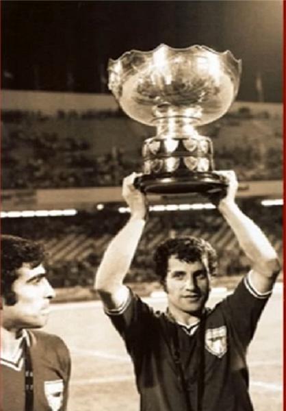 Coppa d'Asia 1976 vinta dall'Iran