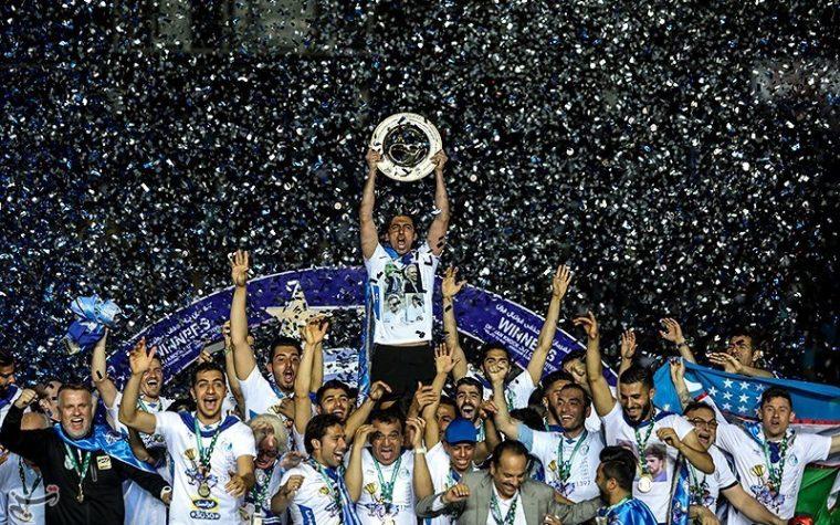 Coppa Hazfi 1396/97 (2017/18): Esteghlal vince, tifoso perde un occhio