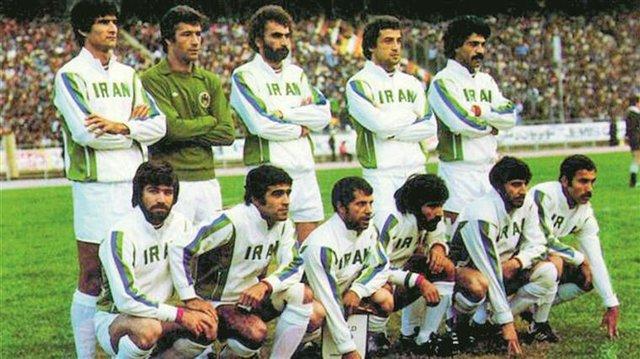 L'Iran ai Mondiali di Argentina 78