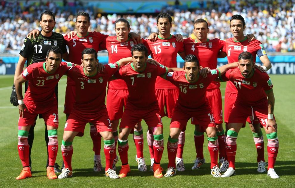 L'Iran ai Mondiali di Brasile 2014