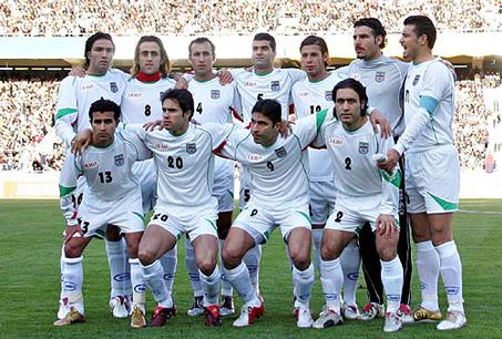 L'Iran ai Mondiali di Germania 2006