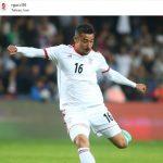 Reza Ghoochannejhad saluta il Team Melli su Instagram