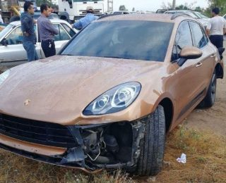 Incidente stradale per Azmoun (Tasnim)