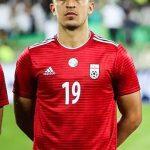 Majid Hosseini e il passaporto per il Trabzonspor