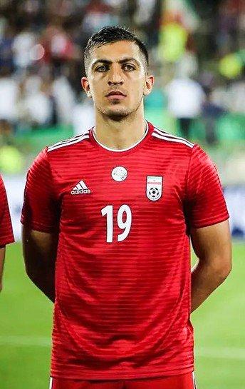 Majid Hosseini in nazionale