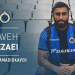 Kaveh Rezaei al Club Brugge: passaggio record