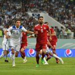 Uzbekistan-Iran 0-1: si ricomincia con Queiroz