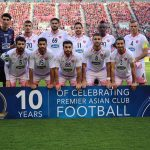 ACL2018, Finale di andata: Kashima Antlers – Persepolis 2-0. Espulso Nemati