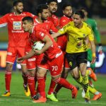 Sepahan – Persepolis 1-1: recupero violento