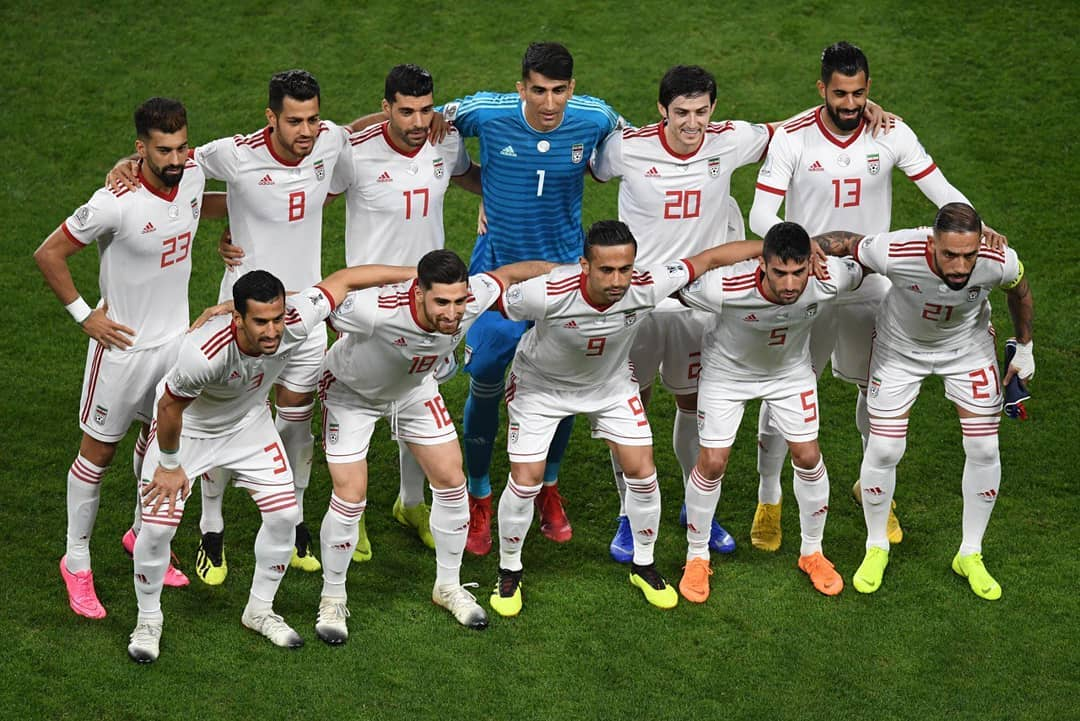 RP Cina-Iran 0-3