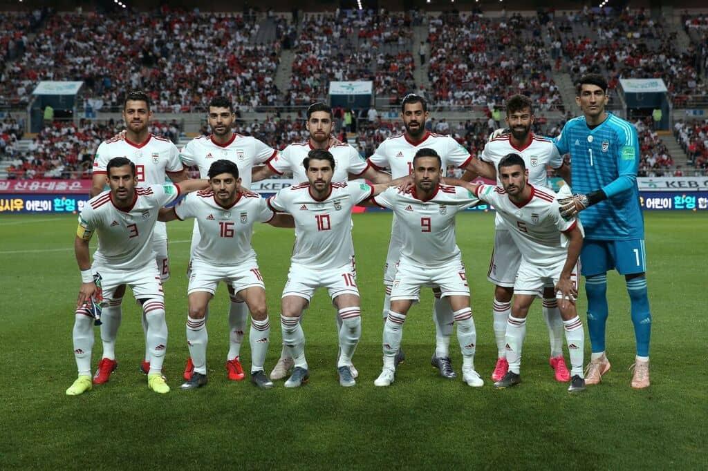 Corea del Sud-Iran 1-1