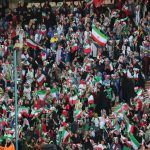 Iran-Cambogia 14-0 per le tifose iraniane allo stadio Azadi